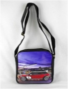 Mini Cooper Iconic Man Bag/ Small Side Shoulder Bag