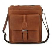 Strellson Blake Shoulder Bag Leather 25 cm cognac