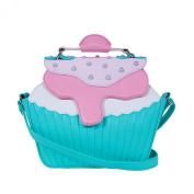 Iron Fist Bakers Dozen Cupcake Handbag Shoulder Bag Green