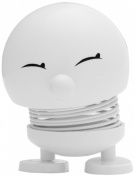 Hoptimist Small ABS Plastic Baby Bimble, White