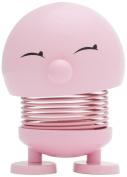 Hoptimist Small ABS Plastic Baby Bimble, Light Red