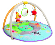 Taf Toys Jungle Pals Thickly Padded Play Gym