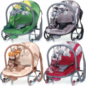 Baby Bouncer JUNGLE (including removable play arch)