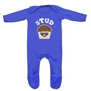 Stud Muffin Baby Romper Sleep Suit