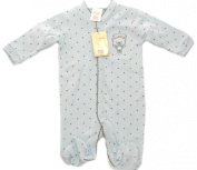 Baby Boys Sleepsuit - 0-3 Months - Blue