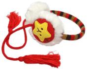 BONAMART ® Cute Star Newborn Child Baby Boy Girl Velvet Earmuffs Ear Muffs Earflap Warm Winter