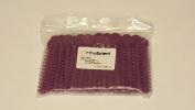 OrthoExtent Orthodontic Ligature Ties, Purple, 1040 Ties per Bag