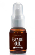 Alayna Naturals Beard Oil and Leave-In Conditioner - Best Beard Oil Fragrance Free - 100% Pure Organic Natural Unscented for Groomed Beard Growth, Moustache, Skin for Men - 30ml - Jojoba and Argan Oil