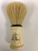 Men's Shaving Brush with Wood Handle Imported From Turkey-Made of Horse Hair by Shaving Factory