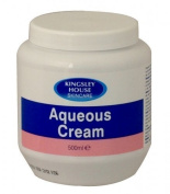 Kingsley House Aqueous Cream 500ml