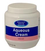 Kingsley House Aqueous Cream 500ml
