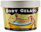 Saltspring Soapworks Body Gelato Yummy Scrubs, Mai Tai, 250ml