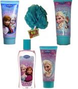 Disney's Frozen Bath and Body Bundle - 5 Items