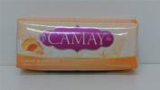 12 x Bars of Camay Creme & Apricot Soap 12x90g *RARE*