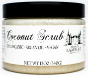 100% Organic Body Scrub - Coconut Sugar Scrub - Coconut Oil Scrub - Coconut Scrub - Sugar Scrub - Body Scrub