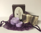 ORGANIC SOAP & CANDLE GIFT SET