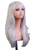 TopWigy 70cm Long Big Curl Wavy Synthetic Hair Cosplay Party Wig