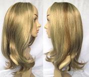 Liaohan® Fashion Kanekalon Wig Long Highlights Full Wig for Women #16TH27