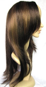 Liaohan® Fashion Kanekalon Wig Long Highlights Full Wig for Women 4H27
