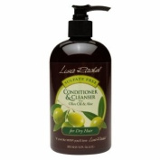 Lisa Rachel Sulphate Free Conditioner & Cleanser with Olive Oil & Aloe for Dry Hair