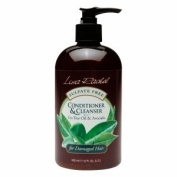 Lisa Rachel Sulphate Free Conditioner & Cleanser with Tea Tree Oil & Avocado for Damaged Hair