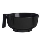 Lot of 3 Marianna Tind Bowl Black Deep Dish with Handle 08536
