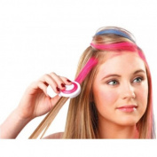A Set Of 4 Colours Hair Chalk Hair Colouring Tools by 24/7 store