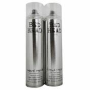 TIGI Bed Head Hard Head Hard Hold Hairspray Duo Pack, 310ml