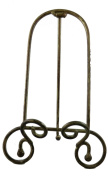 Accents & Occasions Metal Scroll Easel Stand, 24cm