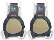 Dove Men +Care Shower Tool - 2 pk