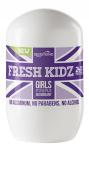 """Keep it Kind Fresh Kidz Girls """"Purple"""" Natural Roll On Deodorant 60ml"""