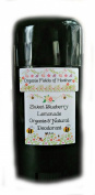 Organic Fields of Heather Sweet Blueberry Lemonade Organic & Natural Deodorant, 70ml