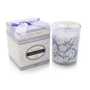 Laura Ashley Gift Box Scented Candle Fresh Lavender