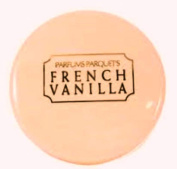 French Vanilla Dusting Powder by Dana With Puff 50ml