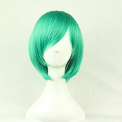 Women/ladies 32cm Short Hair Cosplay/costume/anime/party/bang Full Sexy Wig
