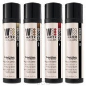 Tressa Watercolours Red Colour Conditioner for use after Crimson Splash, Fluid Fire, Liquid Cooper, or Wet Brick Watercolours Shampoo - NEW PACKAGING! 250ml - This choice is for the Red Colour Only!