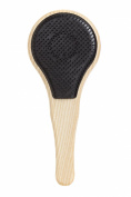 NO TANGLE BRUSH PRO Wood From Michele Mercier THICK