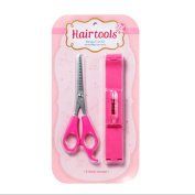 Geoot Trimming Bangs Premium Haircutting Tools Combo Kit