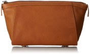 Piel Leather Zippered Travel Kit