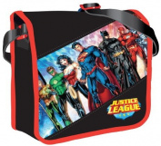 Justice League Batman Superman Messenger Despatch Bag