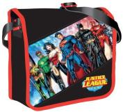 Justice League Batman Superman Messenger Despatch Bag