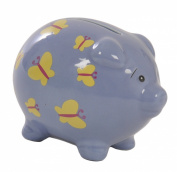 Suki Gifts Butterfly Piggy Bank