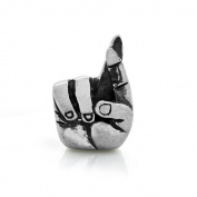 Good Luck Fingers Crossed 925 Sterling Silver Charm Fits Pandora Charm Bracelet