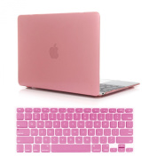 The New Macbook Case, SAVYOU Soft-Touch Plastic Hard Case Cover for Apple The New Macbook 30cm inch Retina Display Laptop Computer 2015