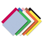 Riverside Construction Paper, 34kg., 30cm x 46cm , 50/PK, Assorted