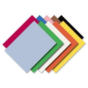 Riverside Construction Paper, 34kg., 23cm x 30cm , 50/PK, Assorted
