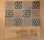 Japanese Pattern Origami 36sheets