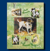 JACK RUSSELL Gift Bag-large-By Best Friends by Ruth