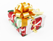 Instant Gift Wrap Bow Stress Free No Mess Wrapping