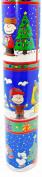 Children's Gift Wrap,Disney,Spiderman,Peanuts,Winnie the Pooh